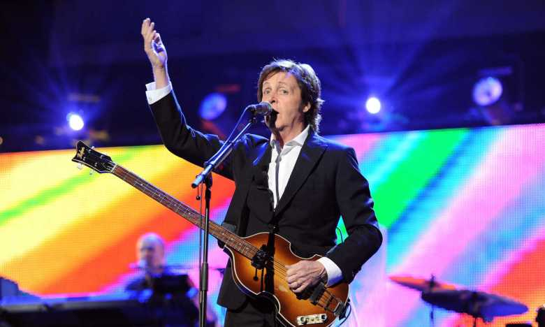 The 2012 MusiCares Person Of The Year Gala Honoring Paul McCartney - Show
