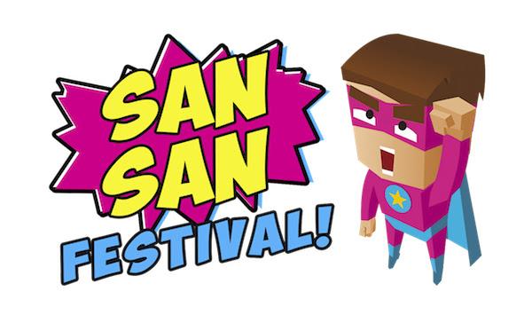 sansan logo