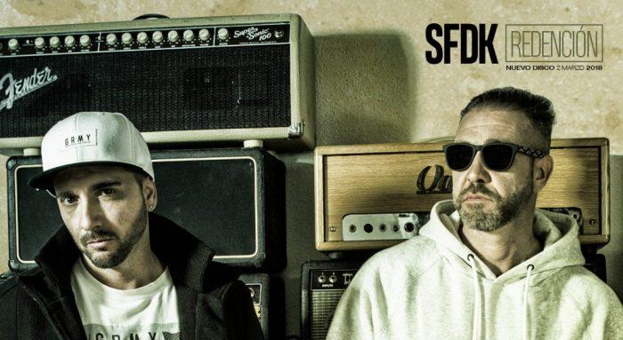 SFDK nuevo disco