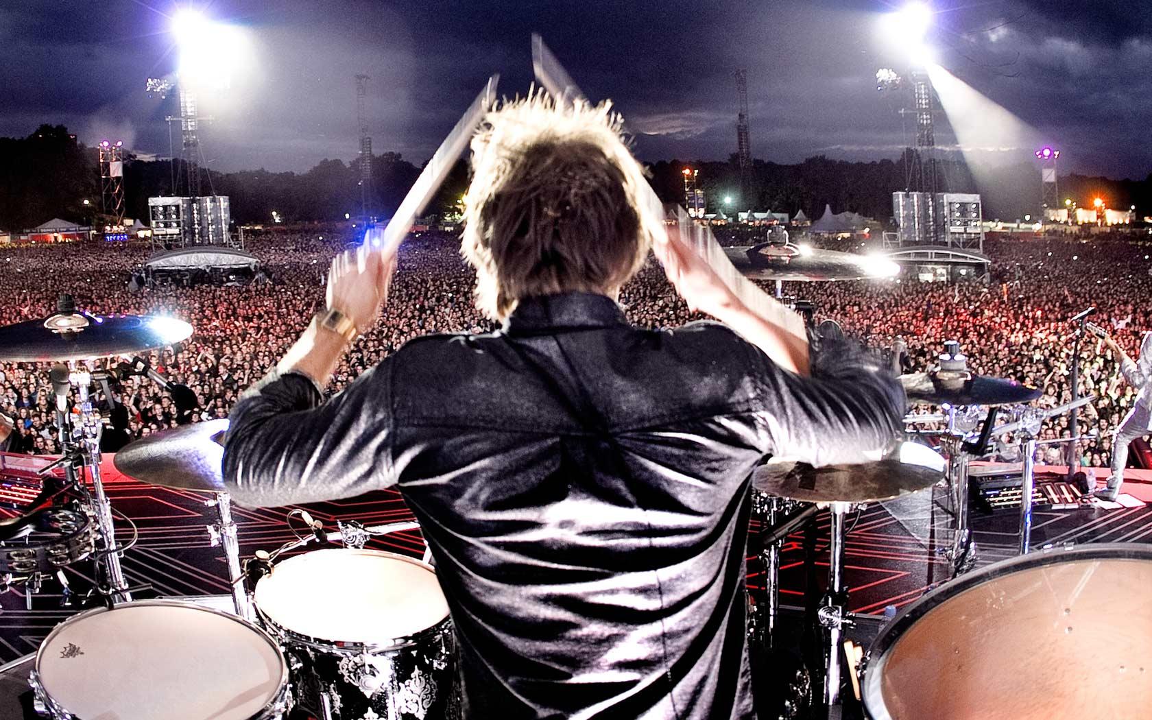 Especial Los Mejores Bateristas Del Rock Actual La Musikalité